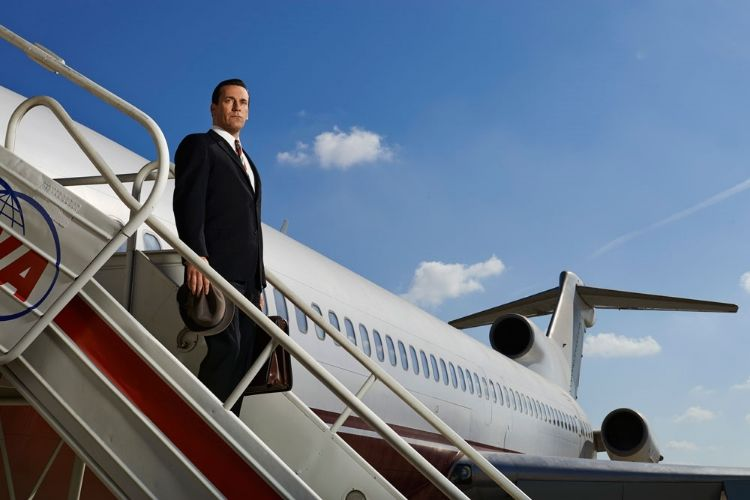 Death of a salesman: Mad Men and advertising identity