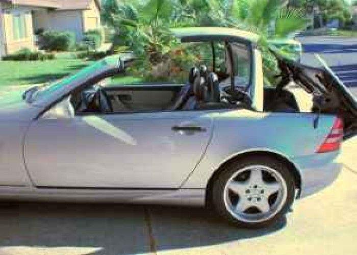 My Dream Car Hardtop Convertible Mercedes Slk230 Hardtop