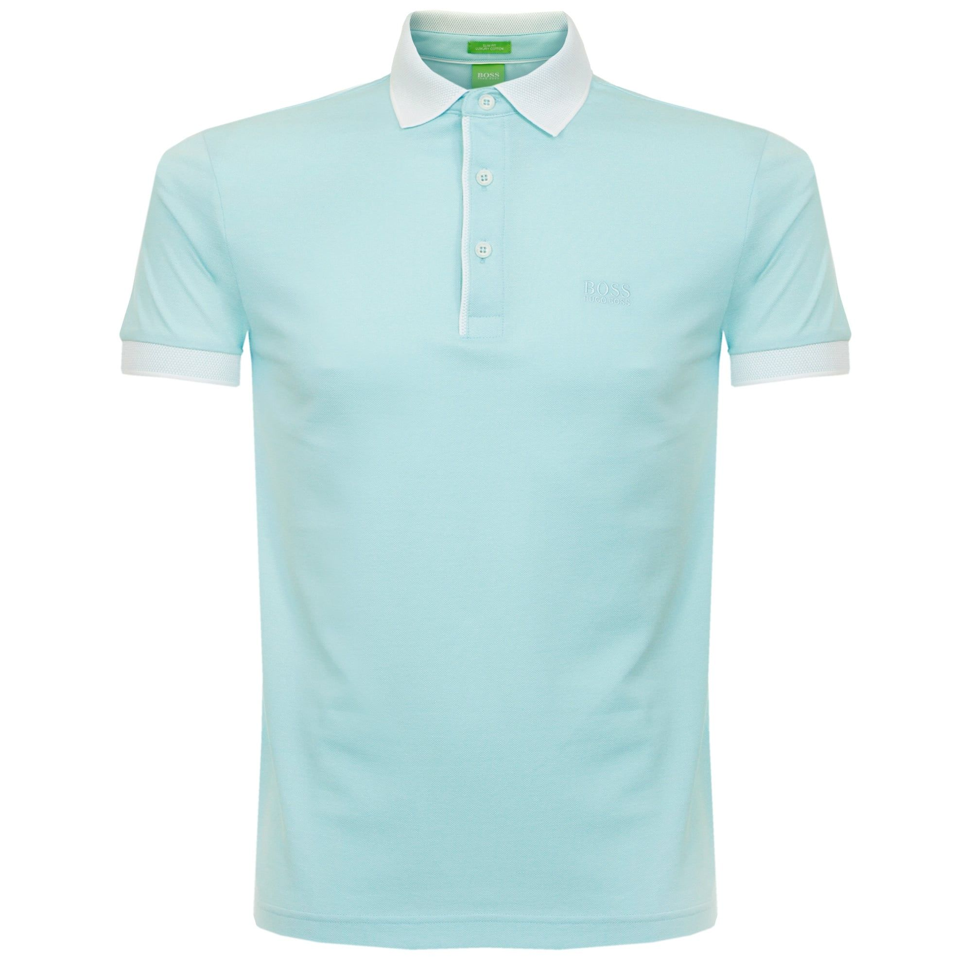 Hugo Boss C-Genova Blue Polo Shirt 50330920