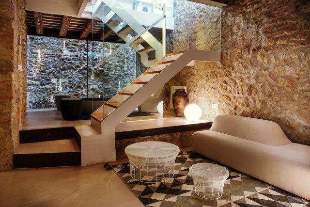 Resultado de imagem para casas de pedra restauradas - Rehabilitacion casas antiguas ...