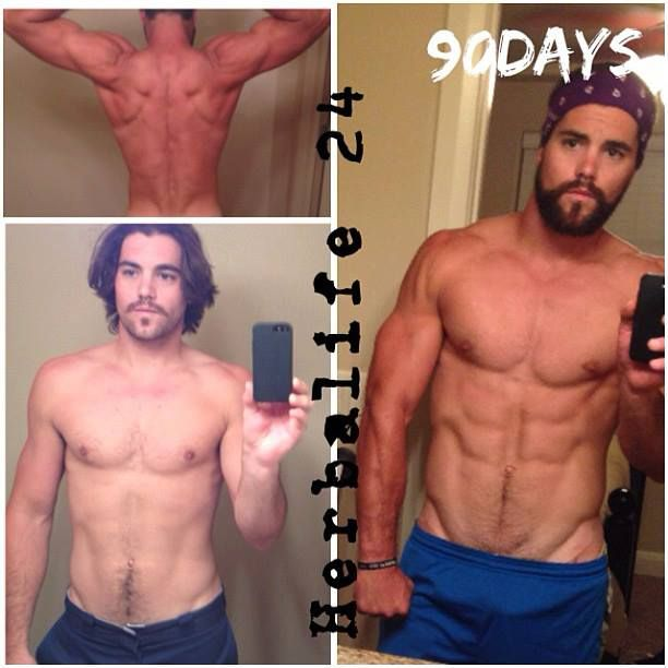 """Results Crossfit Workout: """"Do It For The """"Dannnnnng!"""" Before Starting His Nutrition"""