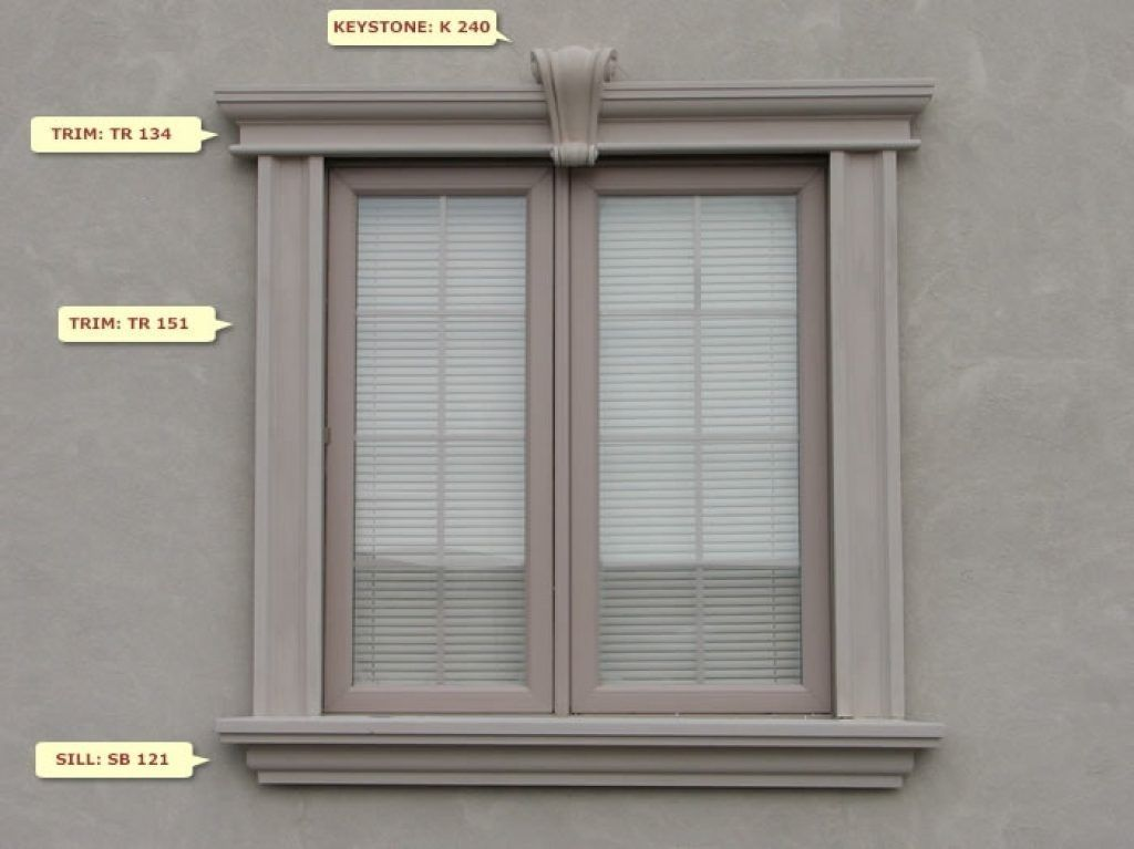 Exterior Window Design Fair Ideas Decor Exterior Window Designs Magnificent Exterior Window Moulding Designs