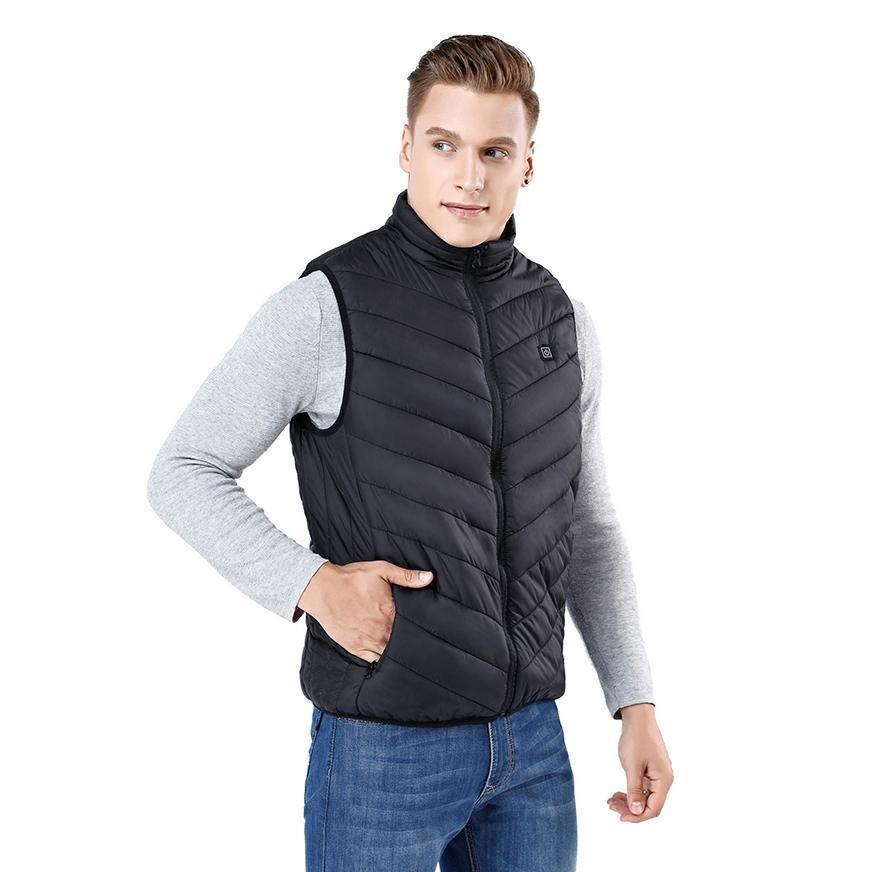 Tech Heated Vest #inspireuplift explore Pinterest