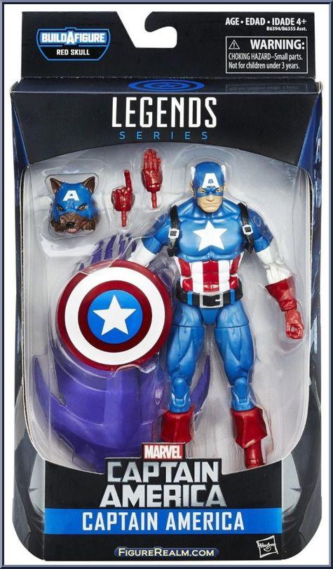 Marvel Legends Build A Figure piece pick your BAF part Onslaught Red Skull