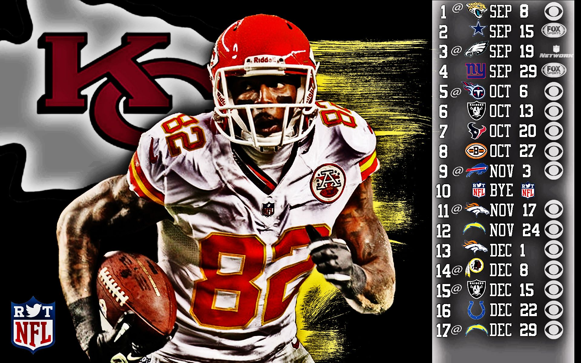 KC Chiefs Wallpaper 2013 Kansas City Chiefs football nfl