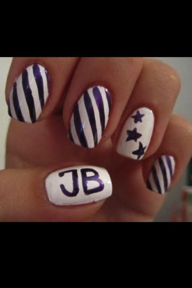 Justin bieber nails   Justin bieber❤   Pinterest   Justin bieber ...