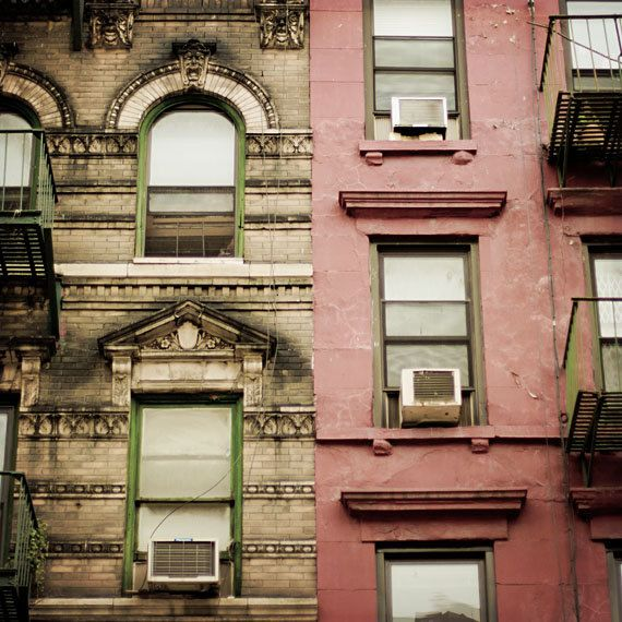 Apartments New York City: New York City Apartment Photo, NYC Living, Red Green And