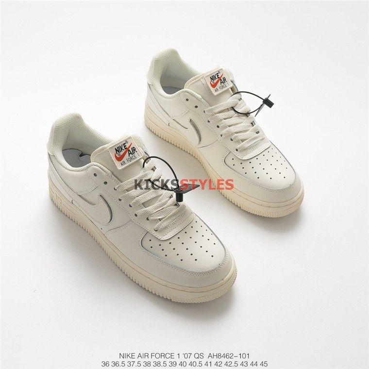 Nike Air Force 1 07 Qs Swoosh Pack All Star 2018 Sail Ah8462 101 Air Force Nike Air Force Nike Air Nike