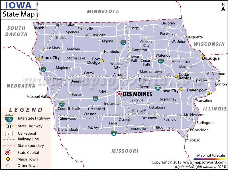 State Map Of Iowa Ryan Wendy Lexi In Coral City Outside Of