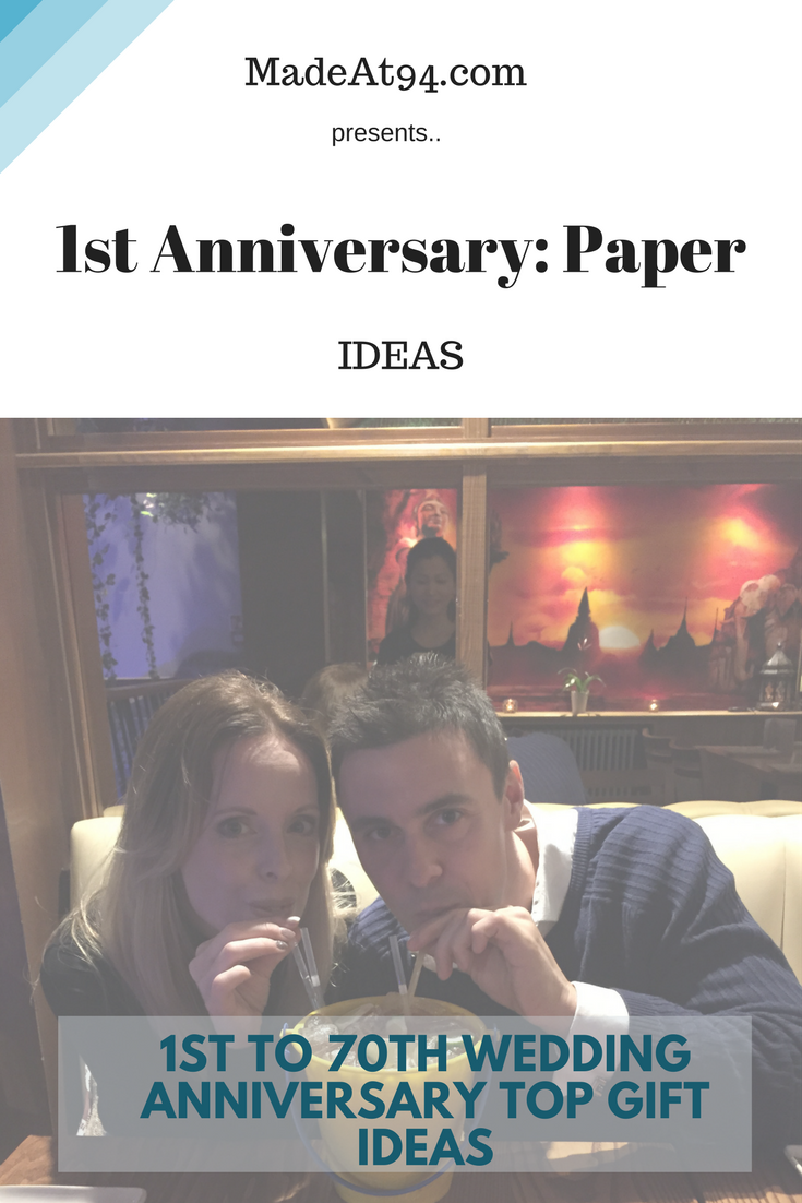 Anniversary Gift Ideas Traditional Gifts Are Always Trendy All
