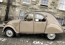 2CV is fine with me!