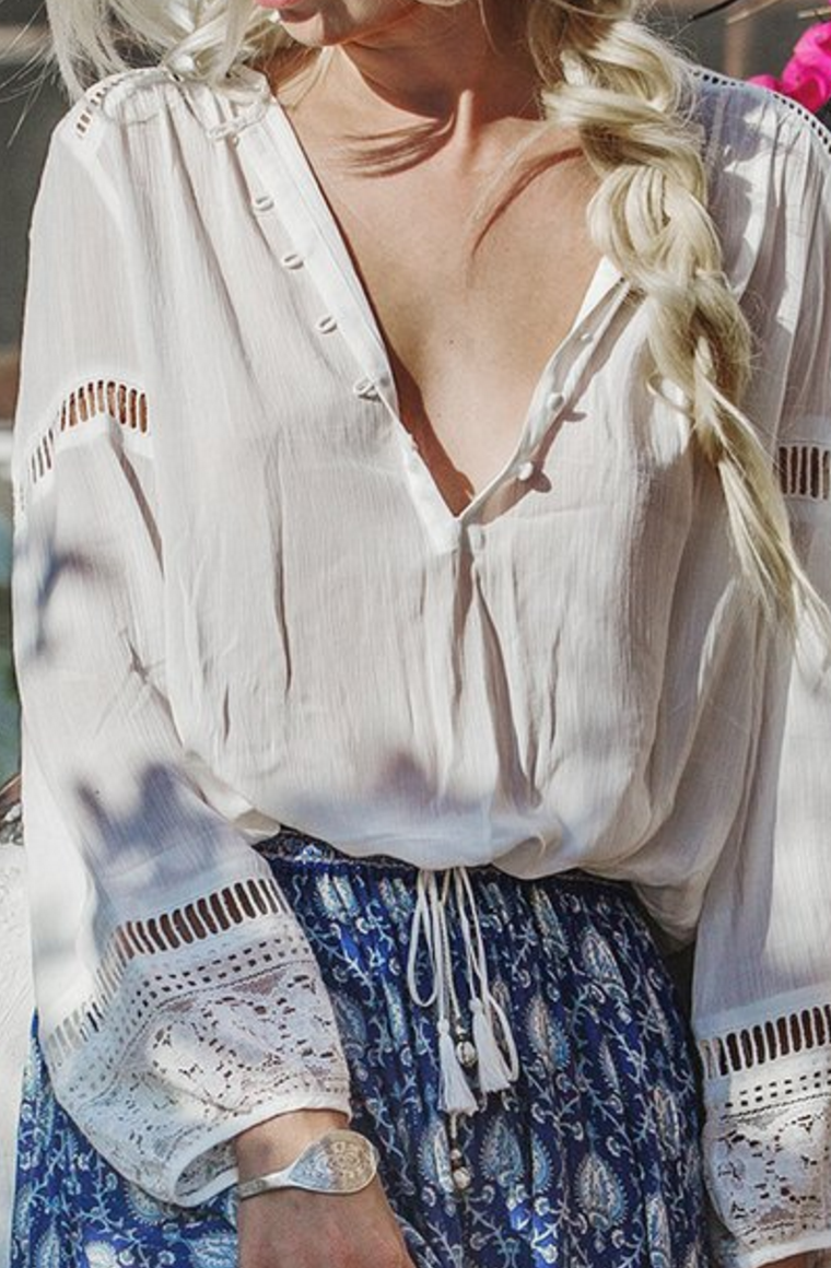 Olivia Lace Blouse | Spell & The Gypsy Collective
