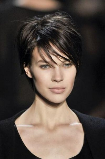 Pixie Bob Classic Short Hairstyle | hair | Pinterest | Pixie bob ...