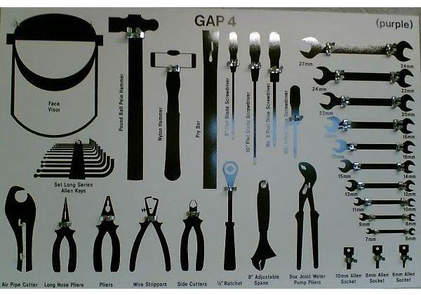 Shadow Boards Tool Board Peg Board Tools