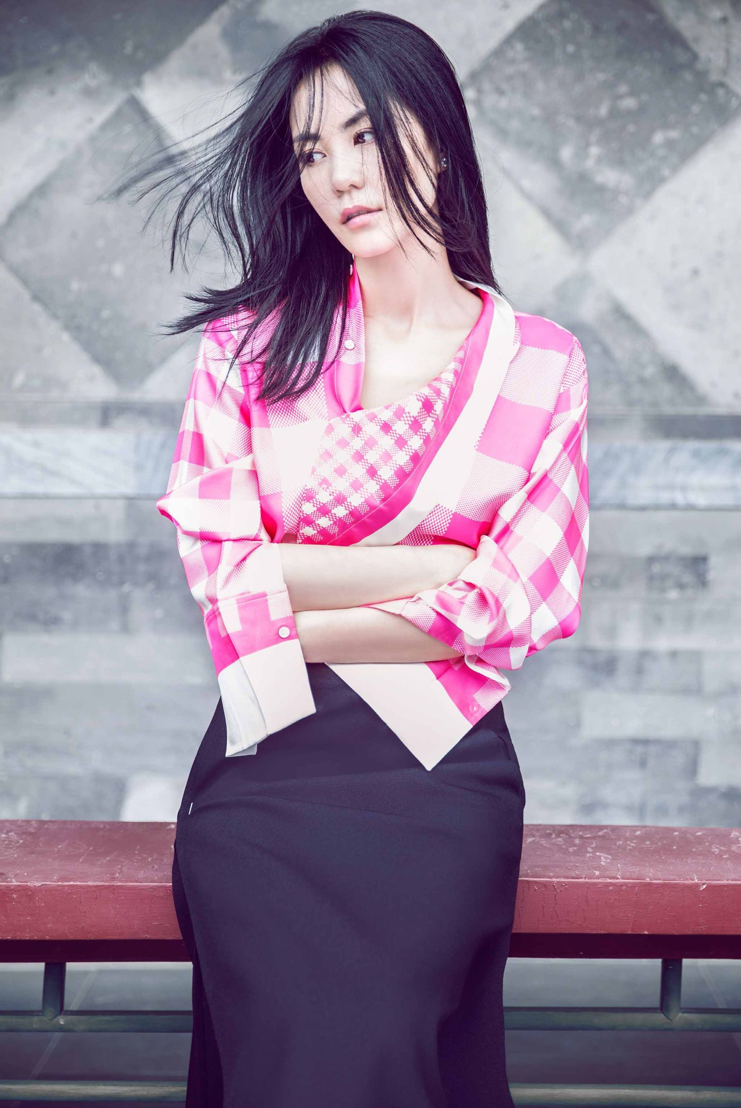 , Faye Wong-for-elle-china-2014-11e; by Chen Man, My Pop Star Kda Blog, My Pop Star Kda Blog