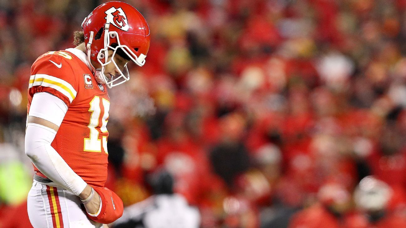 Chiefs, Patrick Mahomes learned a few lessons in last year