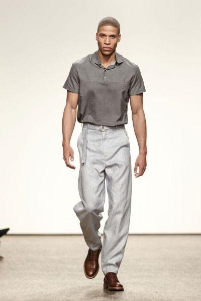 #BFW BRACHMANN Post-Classical Menswear for SS16
