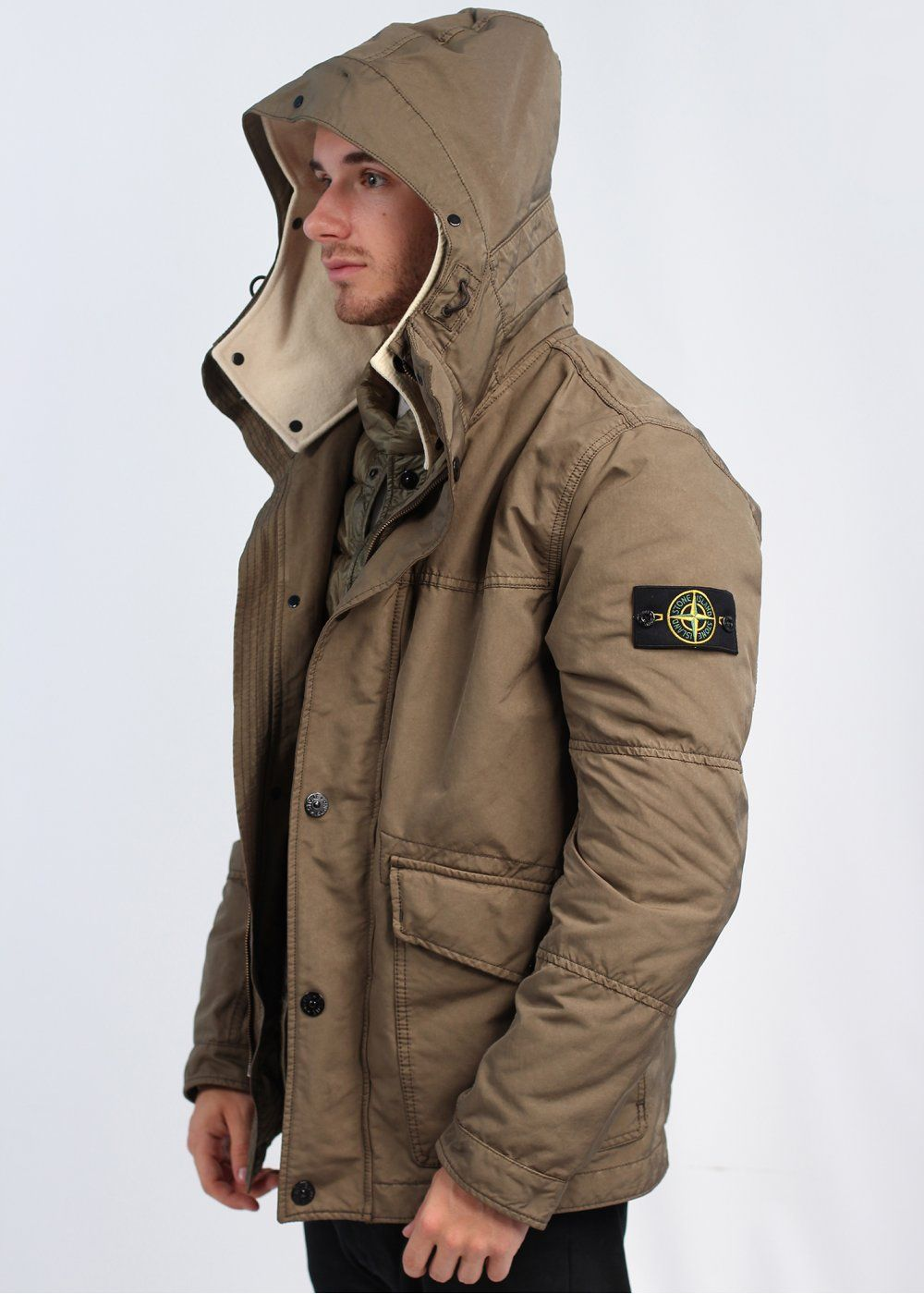 3f06a2ab3 Sportswear Company. Winter Outfits · Outdoor Jackets · Stone Island Unknown  Football Casuals, Football Casual Clothing, Mens Outfitters, Outdoor Outfit,