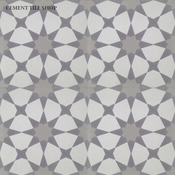 Cement Tile Shop - Encaustic Cement Tile Agadir | Habitat | Tile ...