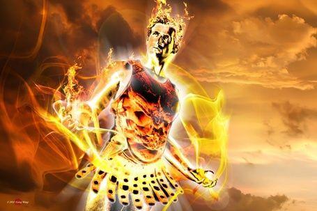 Helios Is The Greek Titan Sun God Whom Romans Called Sol