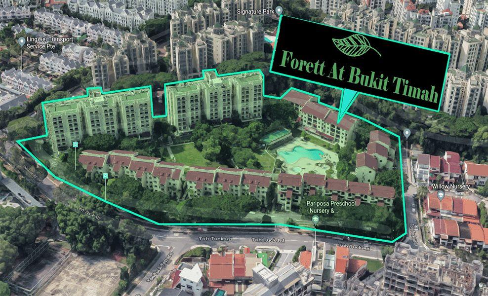Forett At Bukit Timah Showflat Singaporepropertyshowroom Enquiry Hotline 65 6100 7122 Sms 65 97555202 Https Ww In 2020 Bukit Timah New Condo Outdoor Lover