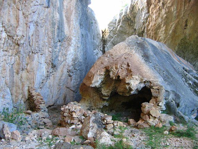 il monte Tiscali è una montagna di ca 1000 m. di... [hikr.org]
