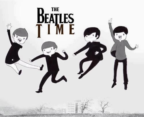 the beatles time ♥