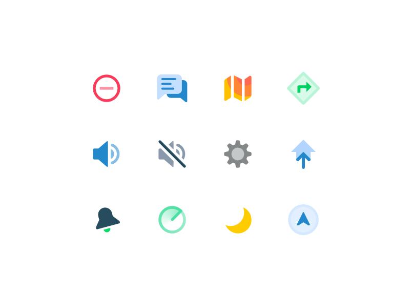 Wip Icon Set App Icon Design Icon Set Icon Set Design