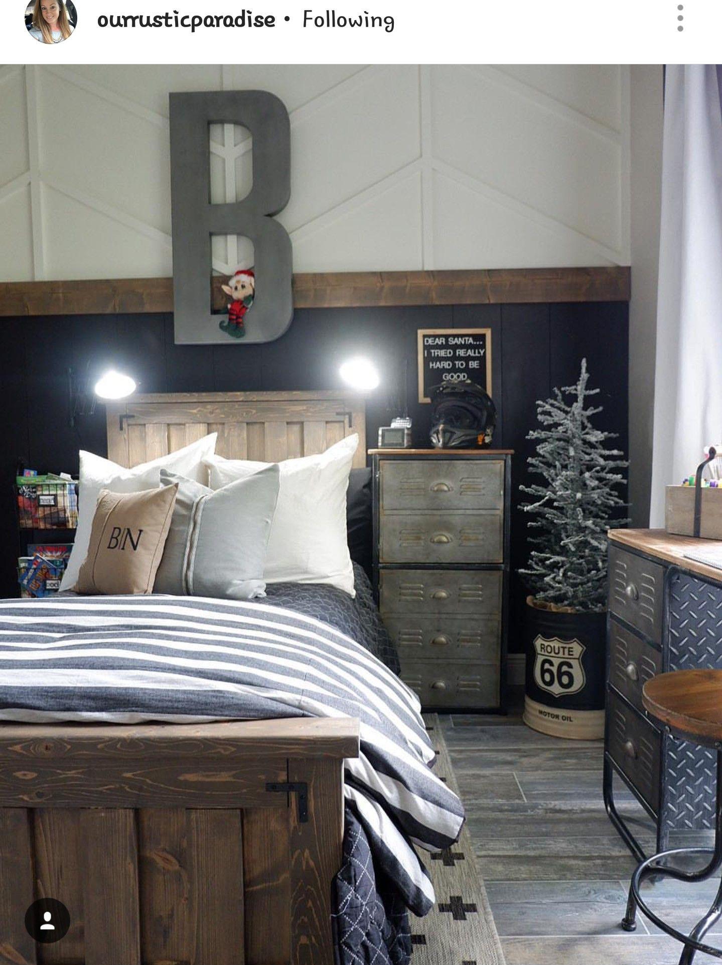 Pin von Conny S auf Dekoration haus | Jungen schlafzimmer dekor ...