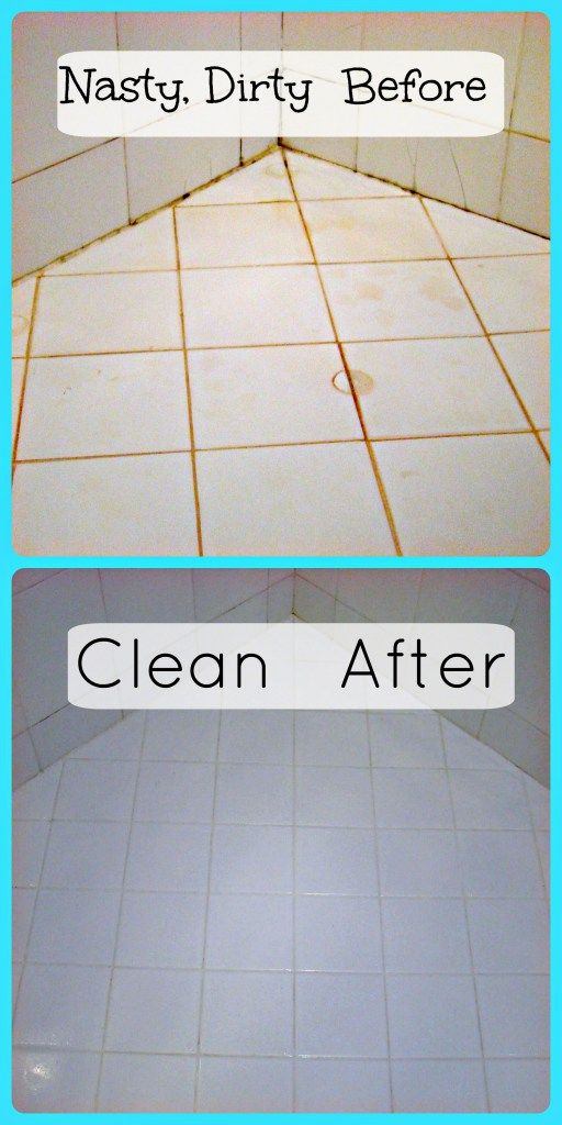 Tidy Archives Raising 5 Girls Shower Cleaning Hacks Tile Grout Cleaner Grout Cleaning Diy