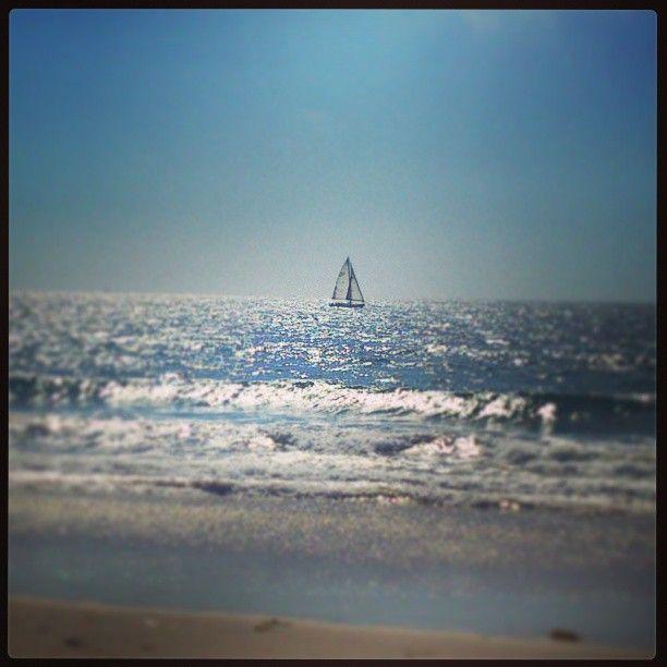 Perfect day for the beach Credit: @sandytoesbeach | 風景
