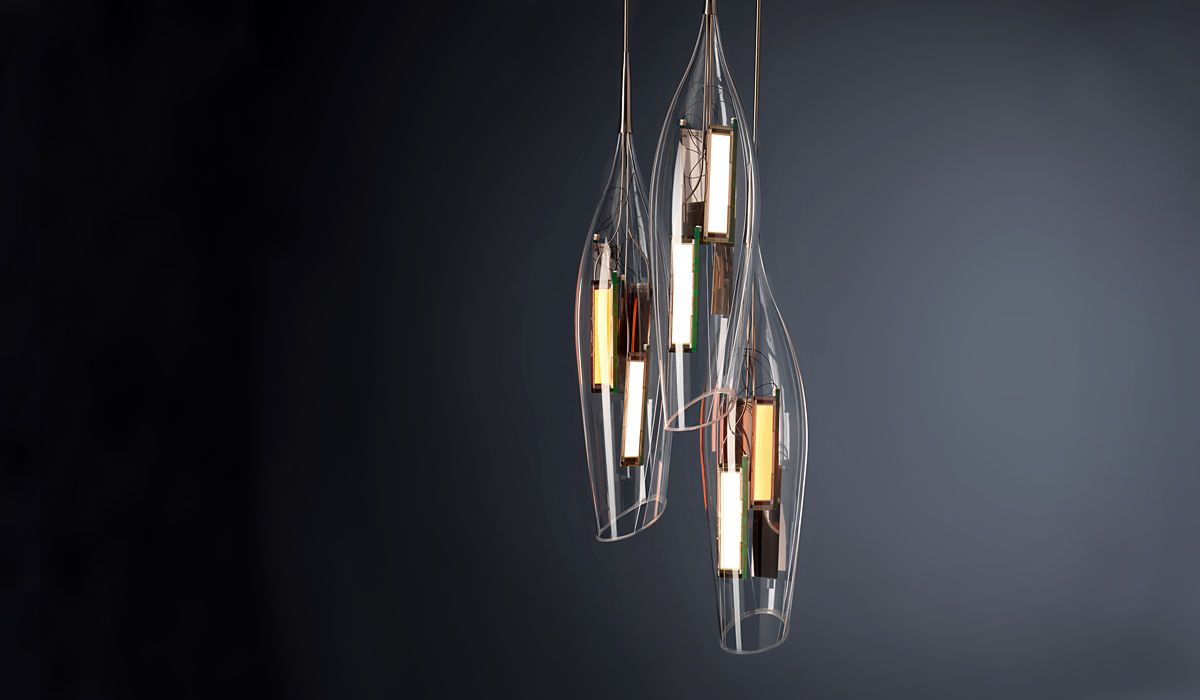 Pendant lamp original design glass blown glass tulip pendant lamp original design glass blown glass tulip liternity mozeypictures Image collections