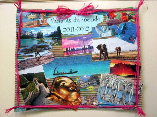 Arts plastiques d coupage collage autour d 39 un projet - Decoupage collage a imprimer ...