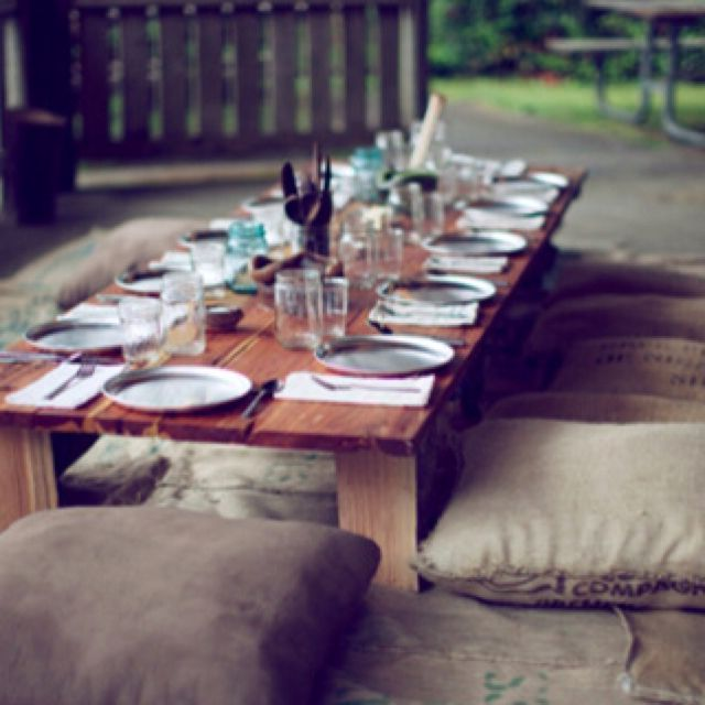Low Table Dinning Home Is Where The♡is Pinterest