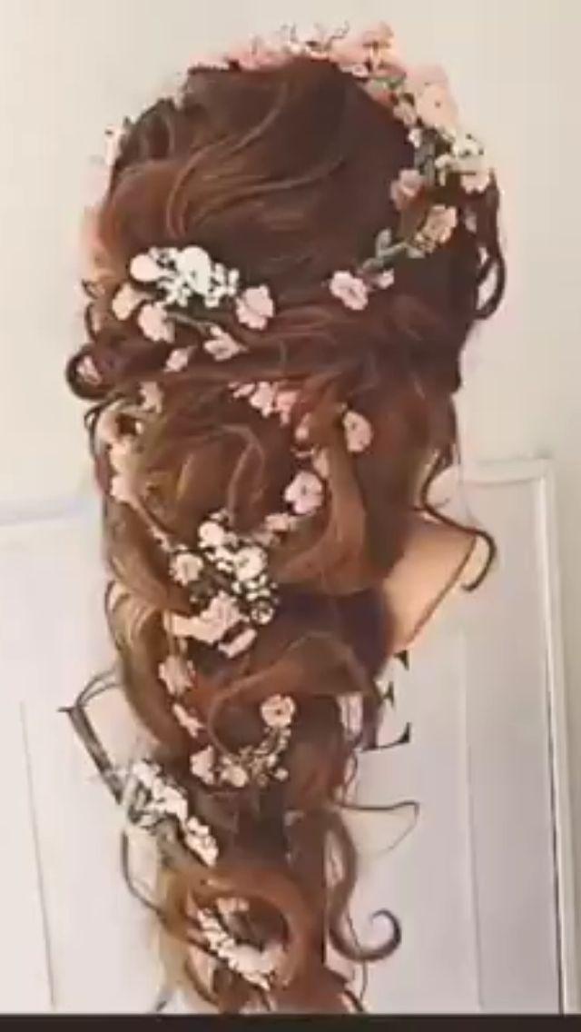 https://www.facebook.com/Vlechten.met.Daan/videos/1641853616052356/ | Cool hairstyles, Dream ...