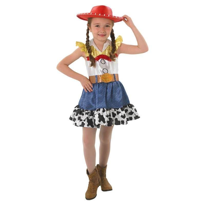 Toy Story Jessie fastelavnskostume
