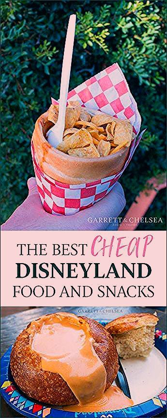 Photo of Our Favorite Cheap Eats at Disneyland and California Adventure – Lace and Honey