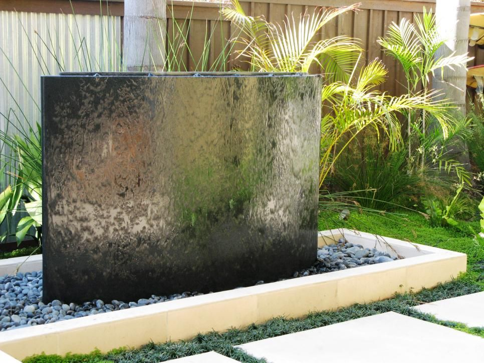 Water Features For Small Spaces Swimming Pool Designs And Water