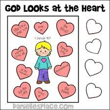 Image result for God sees us coloring or craft
