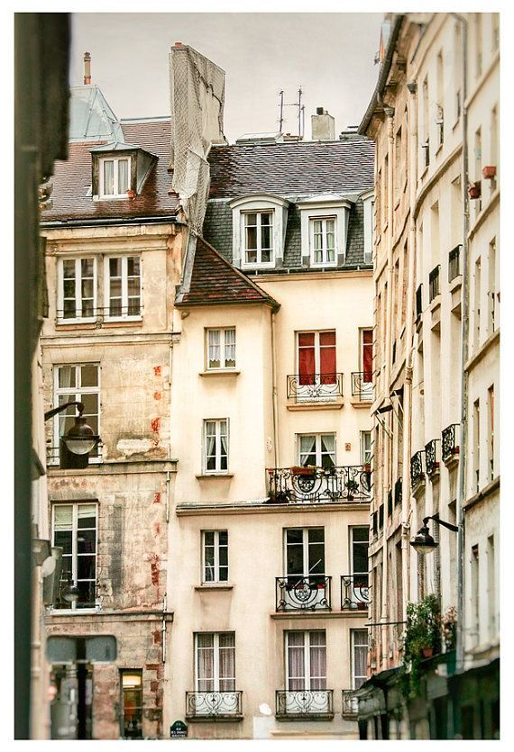 Paris Architecture print Large wall art Living room City | Etsy