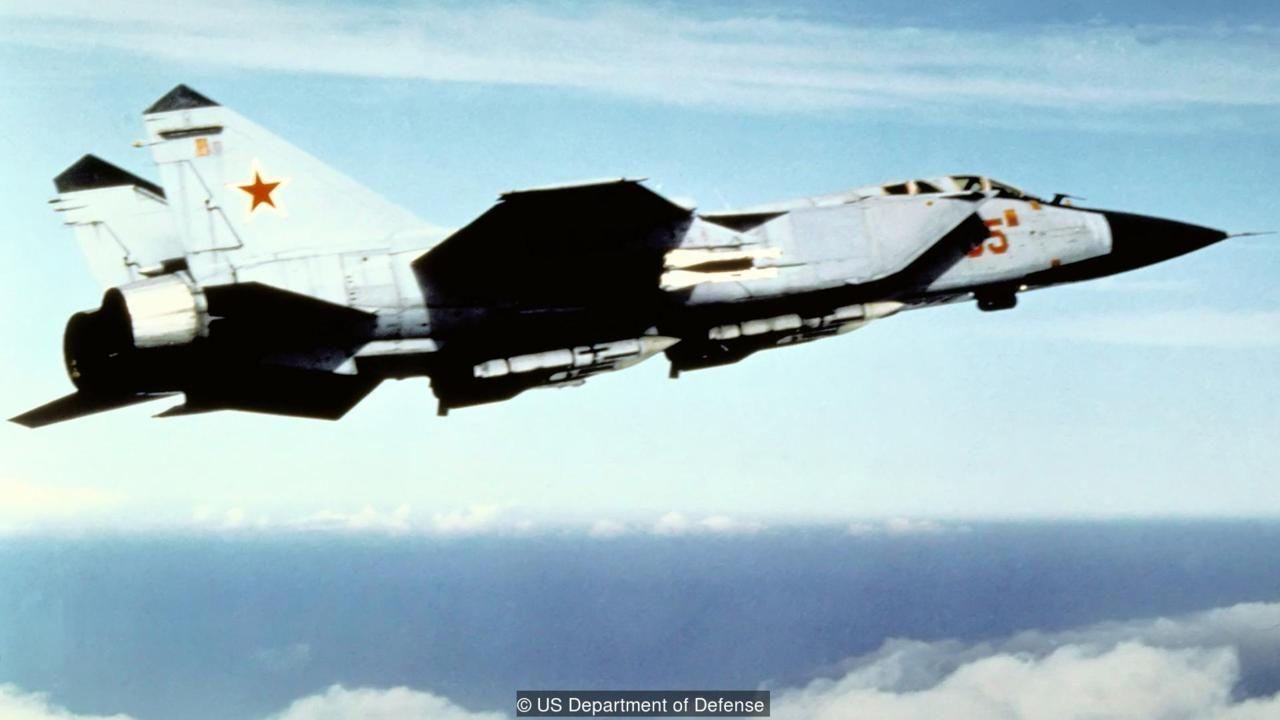 The Pilot Who Stole a Secret Soviet Fighter Jet