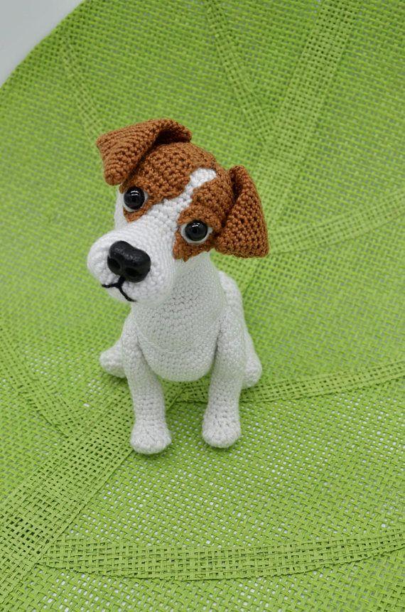 Amigurumi Jack Russell Terrier Puppyfree Pattern Link Crochet
