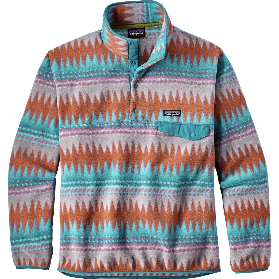 Patterned Patagonia Fleece Best Decorating Design