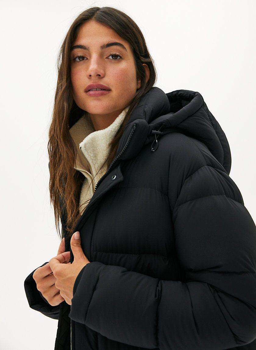 The Super Puff Long Puffer Jacket Style Winter Fashion Jackets Long Winter Jacket [ 1147 x 840 Pixel ]