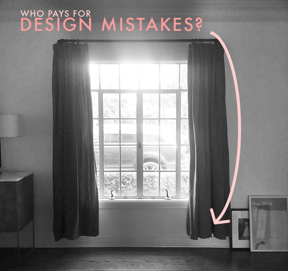 Who pays for design mistakes knowledge is power home - Hiring an interior designer on a budget ...