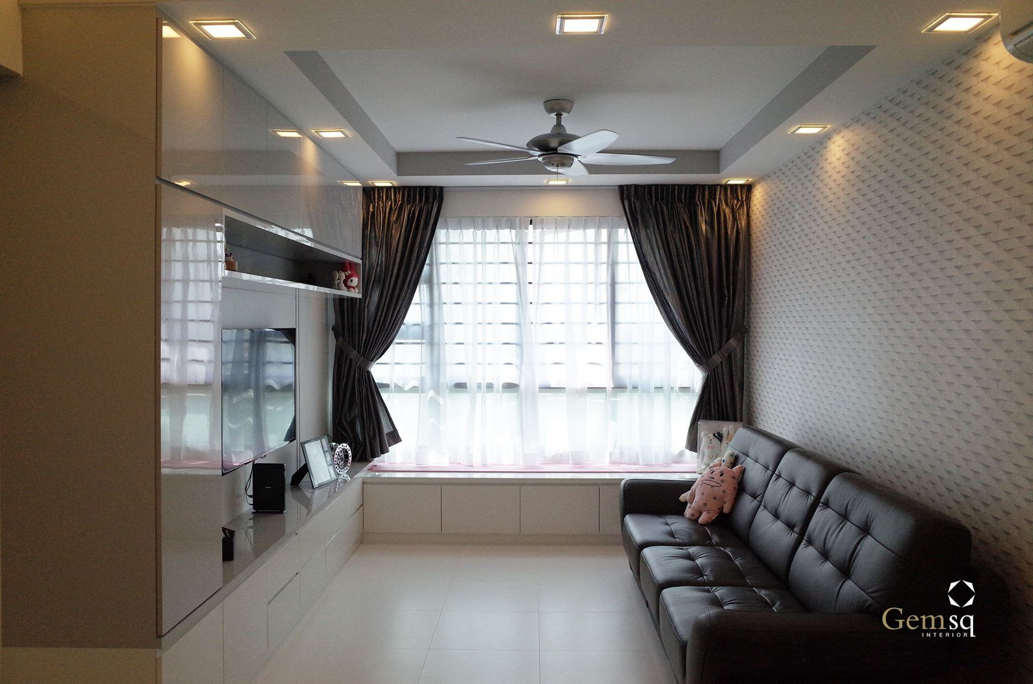 HDB BTO Living Hall Area Ideas Room