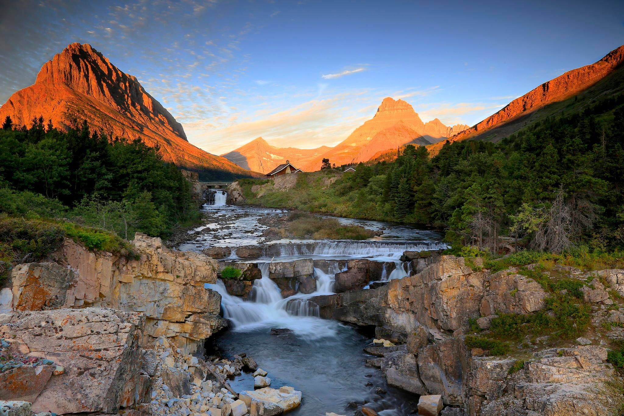 Glacier National Park, Montana. USA. #amazing #relax #love #romantic