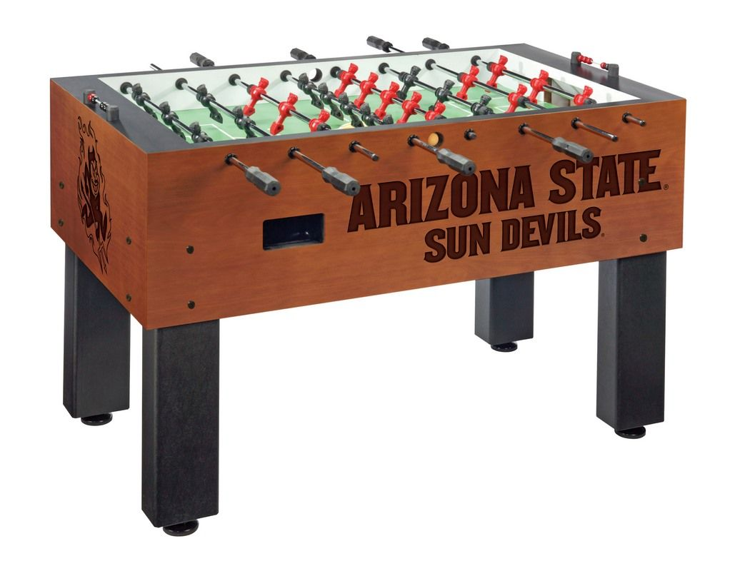 Arizona State Sun Devils Regulation Full Size Premium Foosball Table