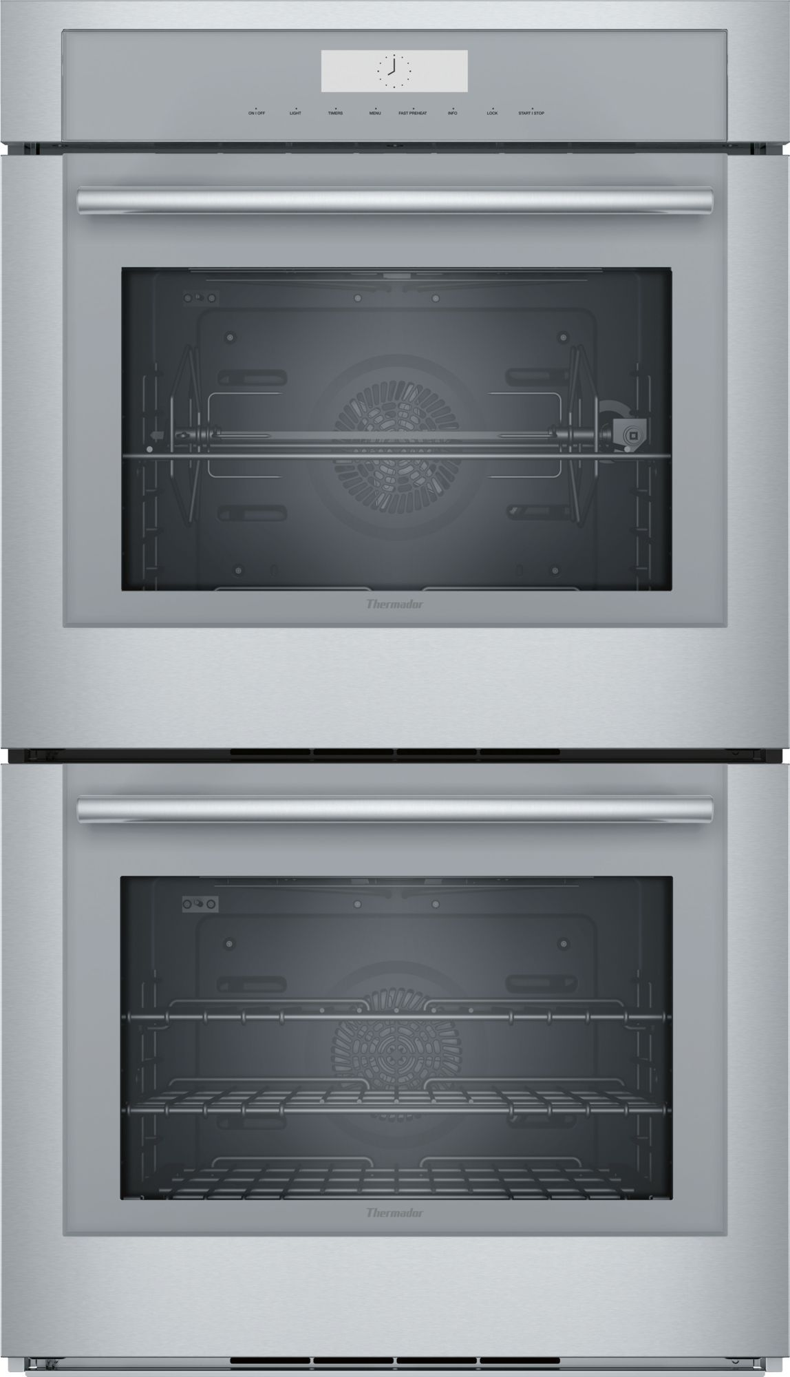 30 Inch Masterpiece Double Wall Oven Electric
