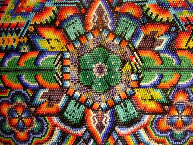 Korálkové umenie Huichol – hobby pre trpezlivých - Ostatné - Umenie | Hobby portál